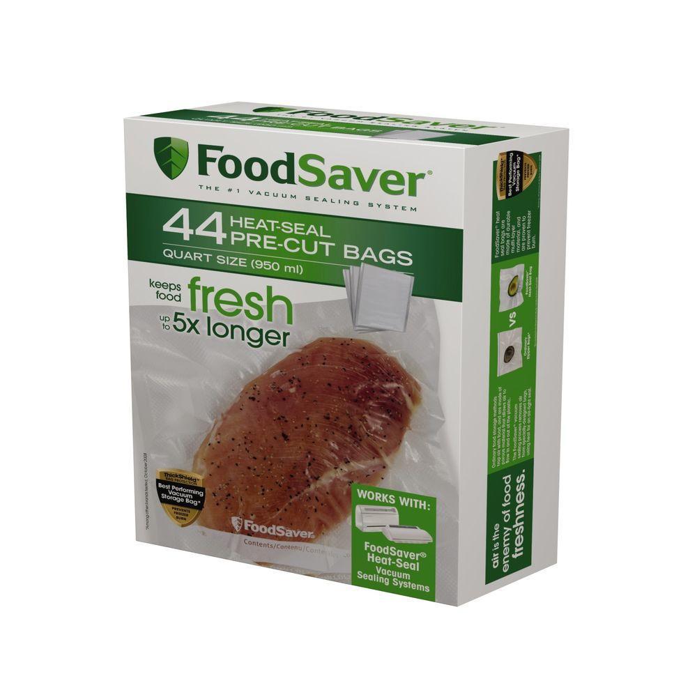 Foodsaver Vacuum Sealer Bag Set Of 44