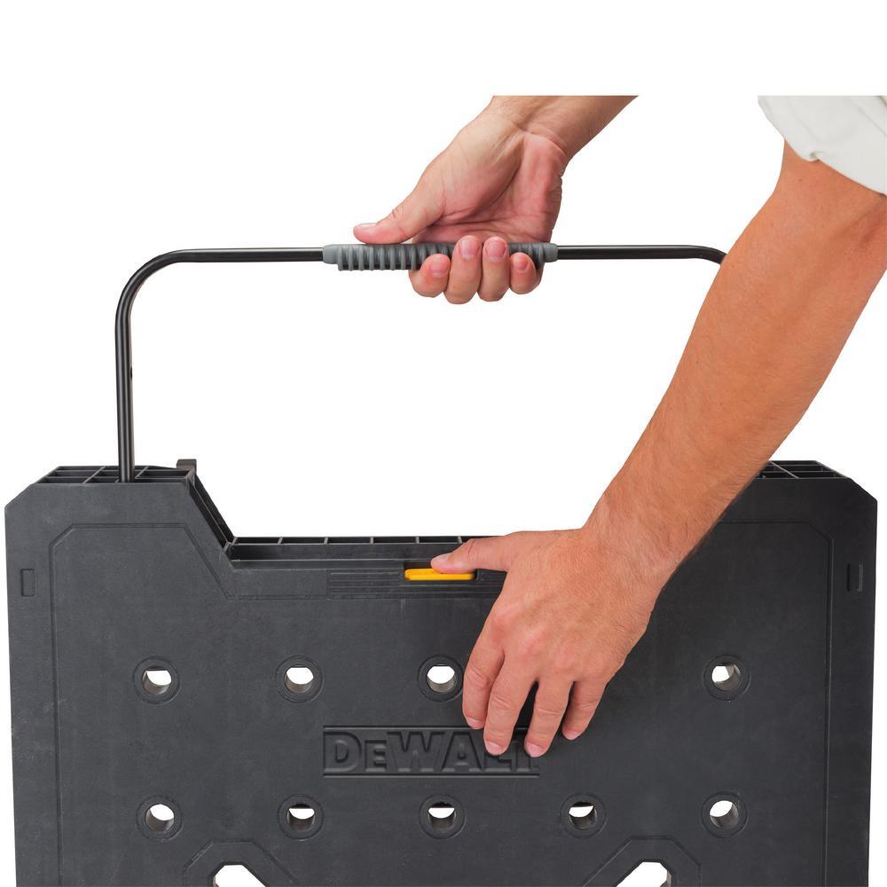 Dewalt Express Folding Workbench Table Bench Metal Legs