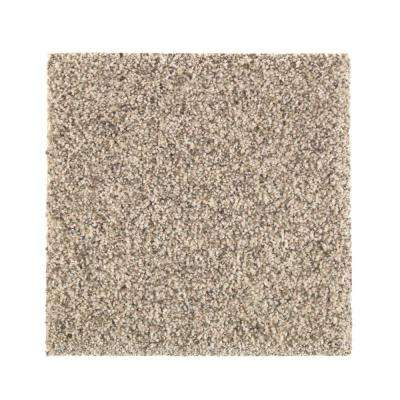 Carpet Sample - Maisie II - Color Prairie Dusk Texture 8 in. x 8 in.