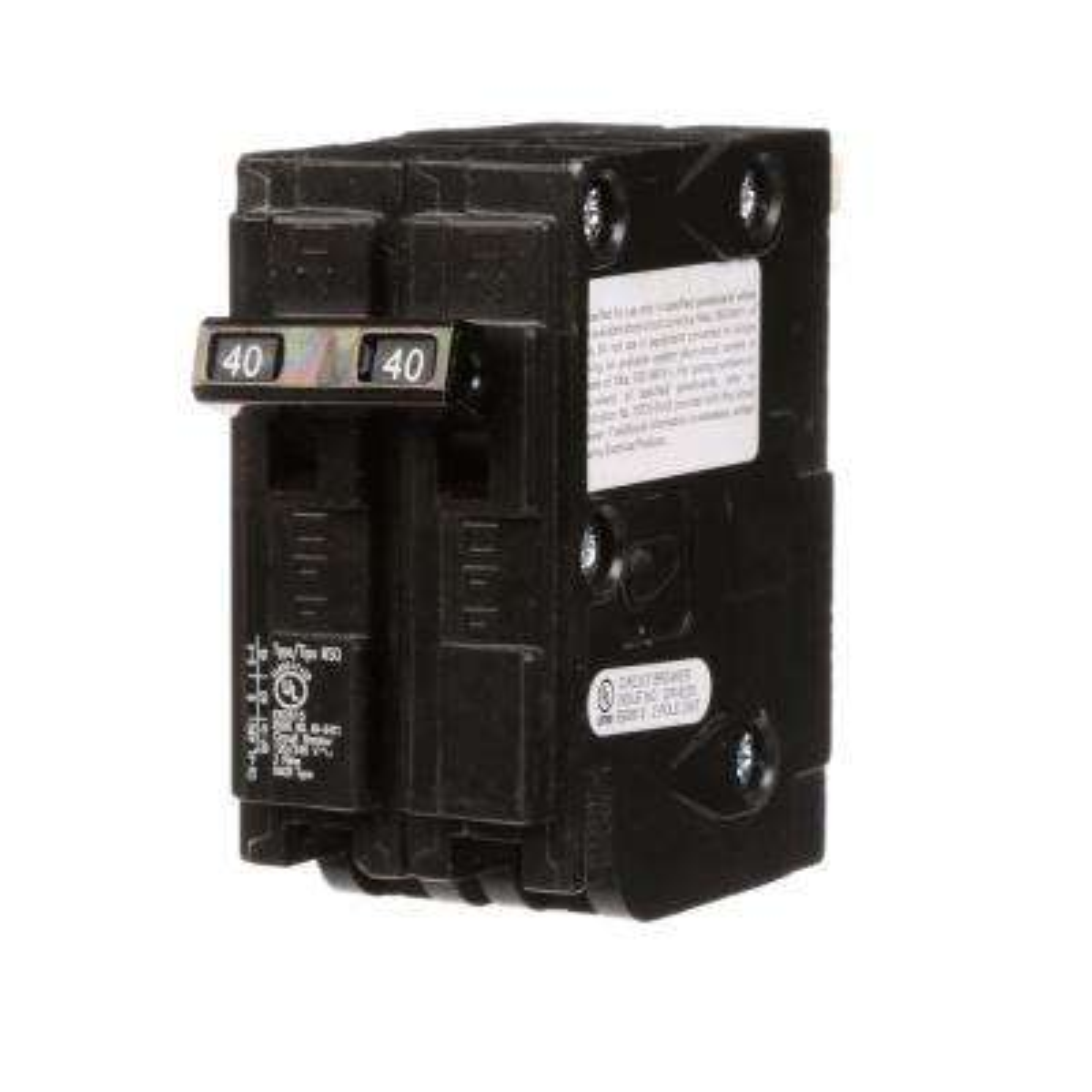 40 Amp Double-Pole Type MSQ QO Replacement Circuit Breaker