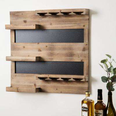 27 in. L Reclaimed Wood Wall Bar