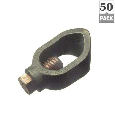 5/8 in. Ground Rod Clamp (50-Pack)