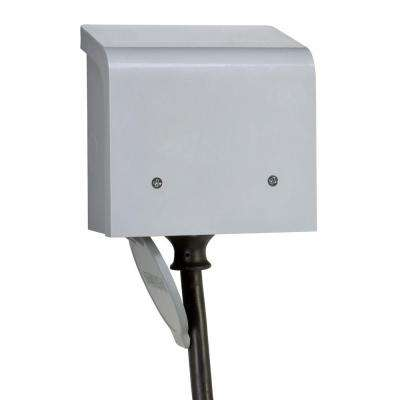 30-Amp Non-Metallic Power Inlet Box