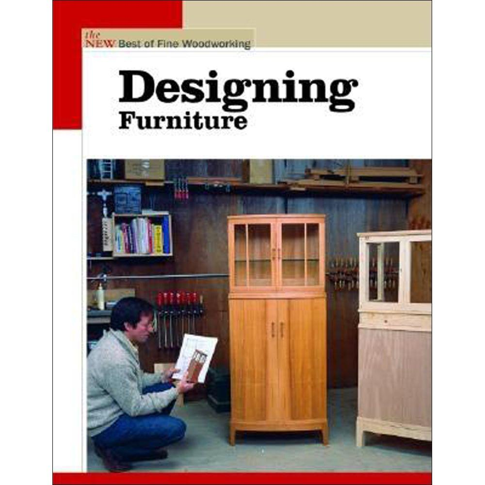 null Designing Furniture New Best of Fine Woodworking Book