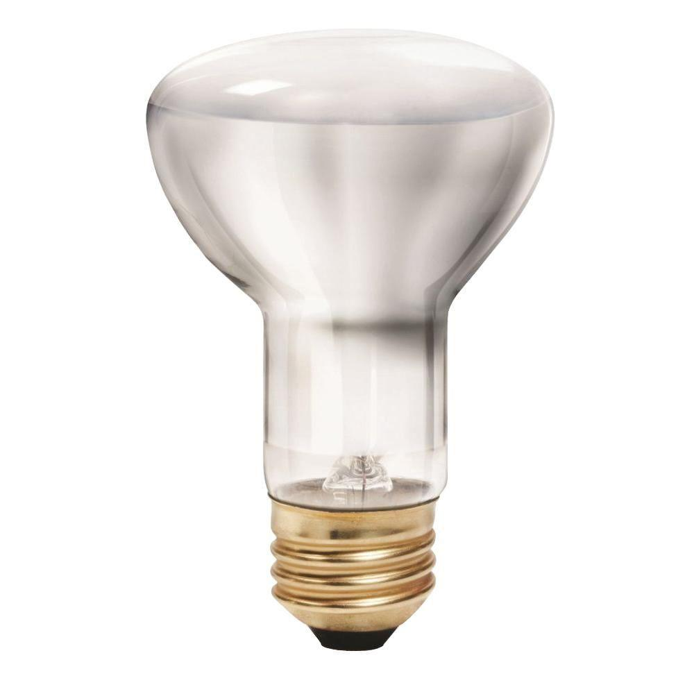 Philips 35 Watt Equivalent Halogen R20 Flood Light Bulb 6 Pack 456961 The Home Depot