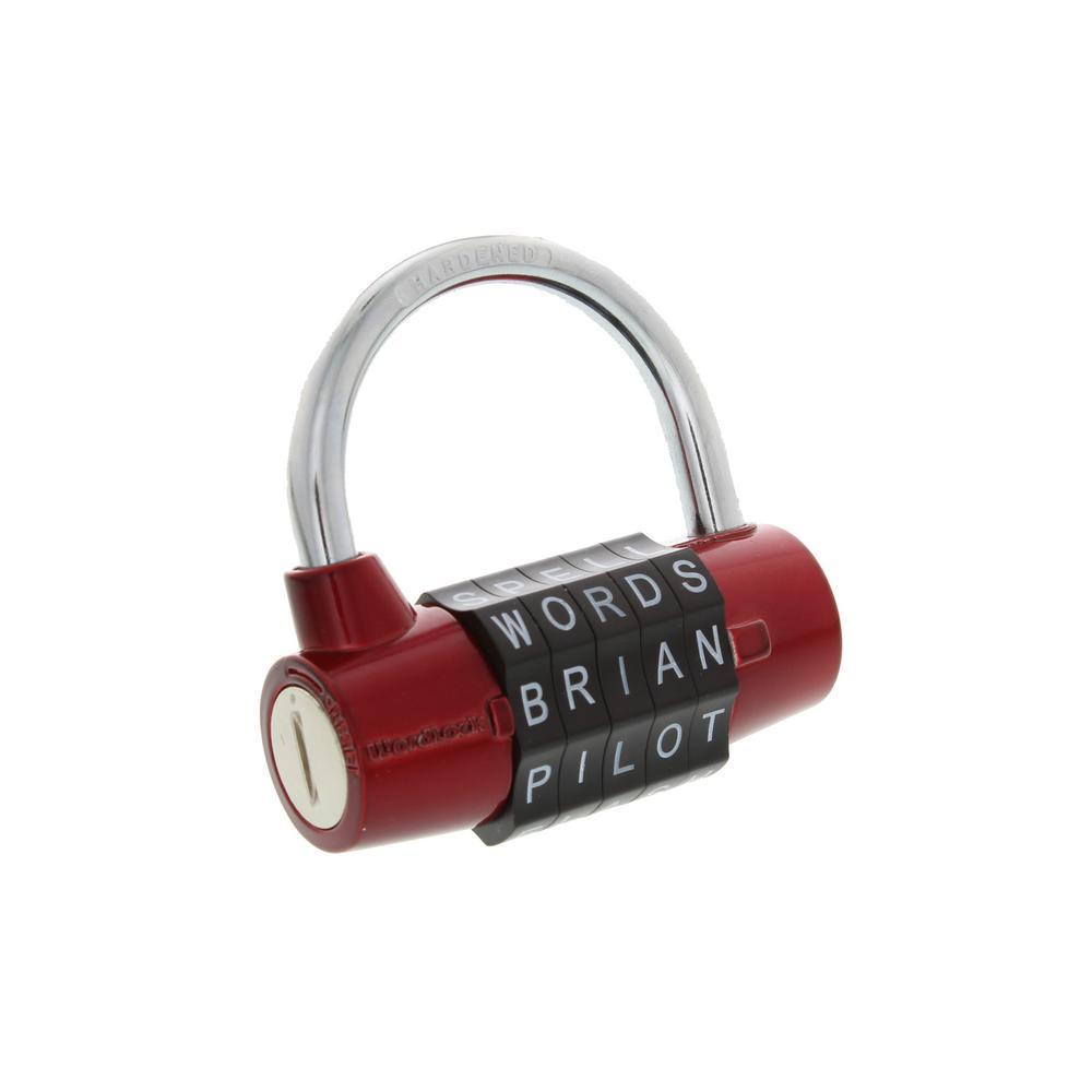 2 x Drink Bottle Lock Virus Provention Combination Locks Orange