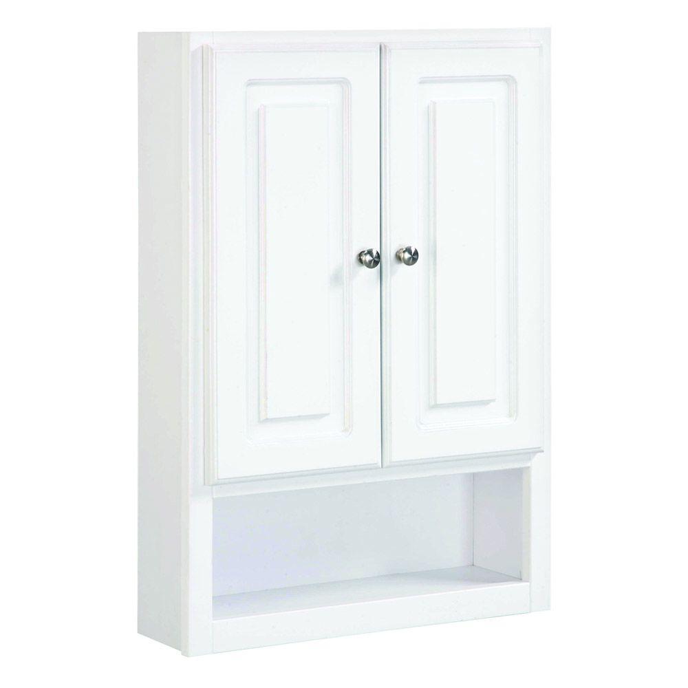 Design House Concord 21 In W X 30 H Bath Cabinet Unembled