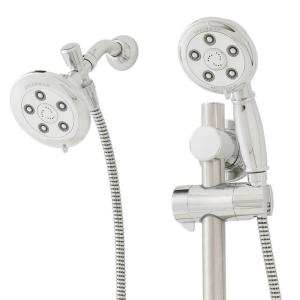 Speakman Chelsea Anystream 3-Spray Hand Shower and Fixed Showerhead Combo with... by Speakman