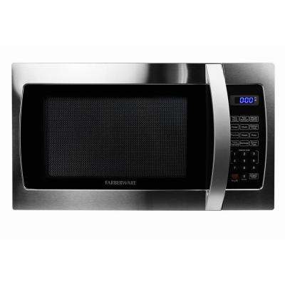 Farberware 1.3 Cubic Foot 1000W Microwave Oven