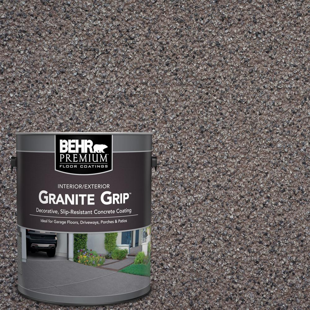 1 gal. #GG-03 Atlantic Topaz Decorative Interior/Exterior Concrete Floor Coating