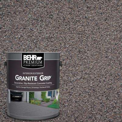1 Gal. #GG-03 Atlantic Topaz Decorative Flat Interior/Exterior Concrete Floor Coating