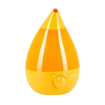 1 Gal. Drop Cool Mist Humidifier - Orange