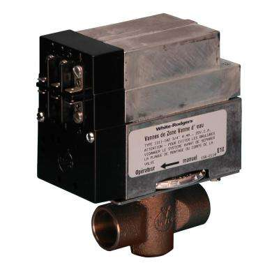 2-Wire Hydronic Zone Valve