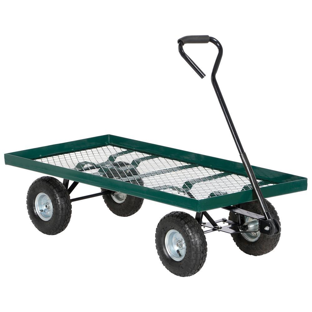 500 lb. 48 in. x 24 in. Landscape Cart Platform
