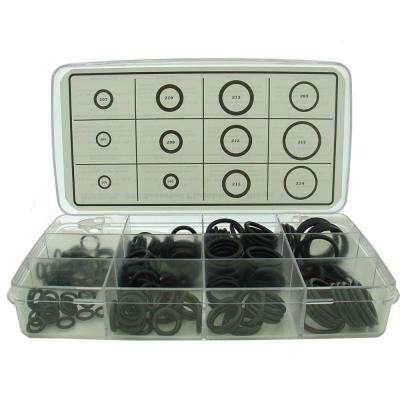 Assorted O-Ring Kit Box (200-Pack)