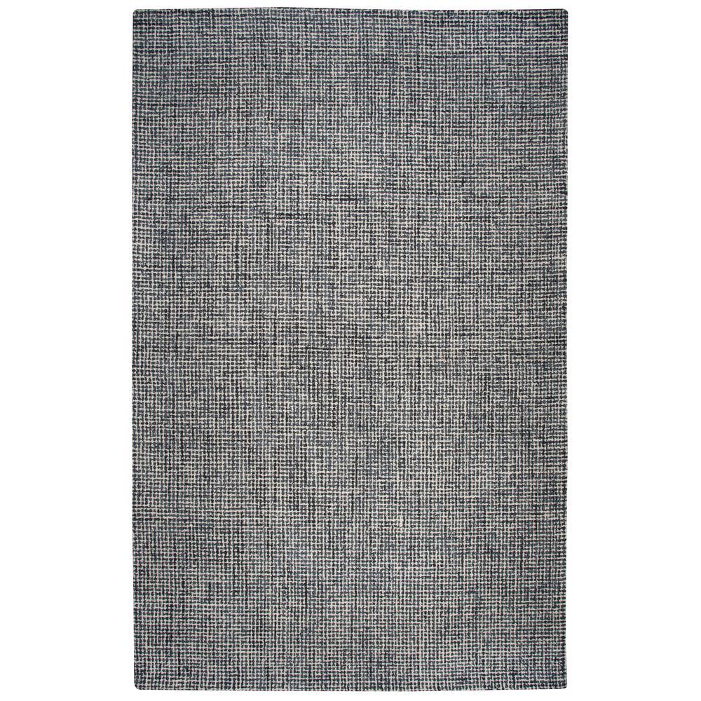 Wool 3 Ft X 5 Hand Tufted Tweed