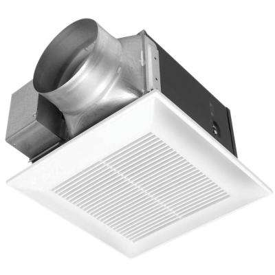WhisperCeiling 190 CFM Ceiling Surface Mount Bathroom Exhaust Fan, ENERGY STAR