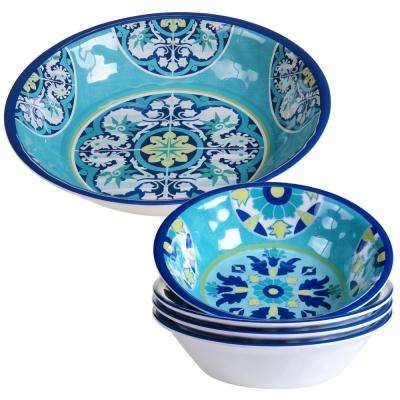 Granada 5-Piece Salad and Serving Set