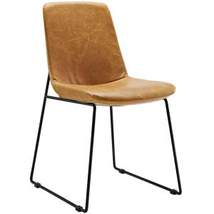 Invite Tan Dining Side Chair
