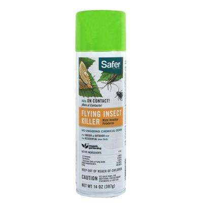 Safer Brand 14 oz. Flying Insect Aerosol Killer