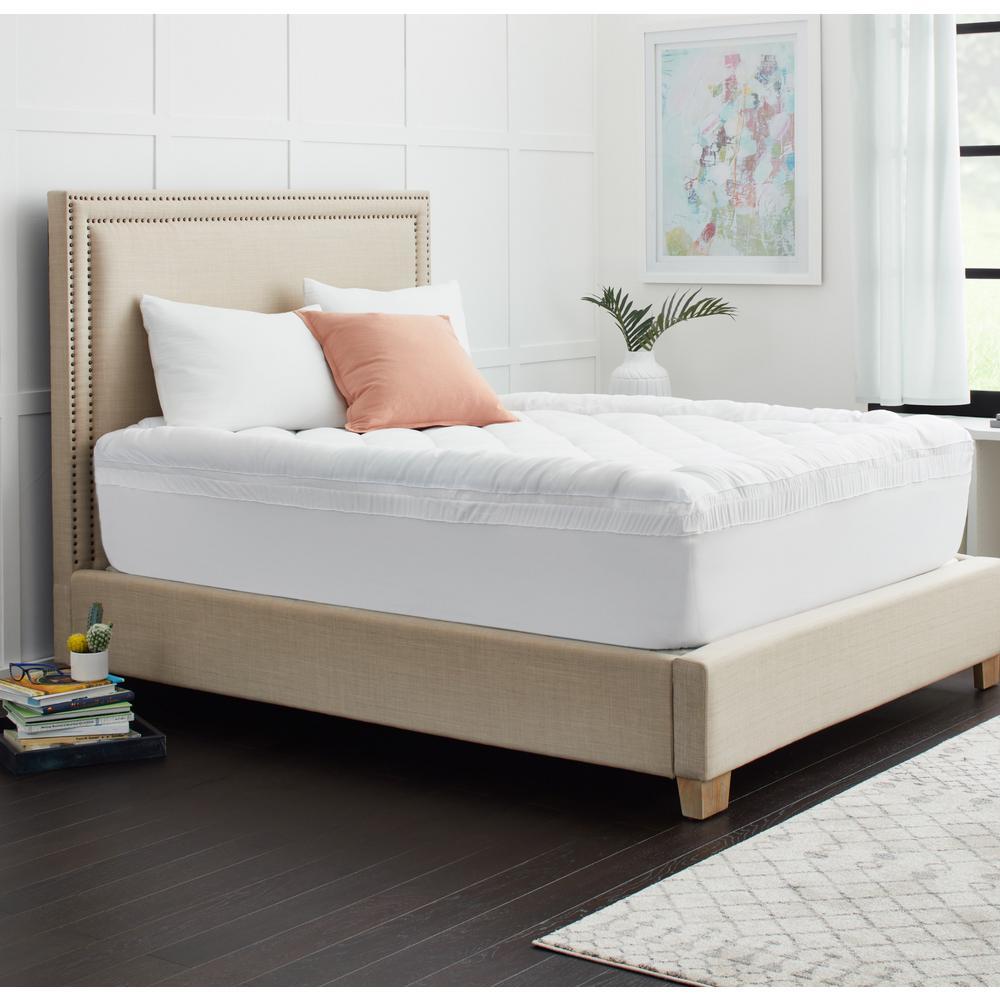 """4"""" SealyChill Gel + Comfort Mattress Topper"""