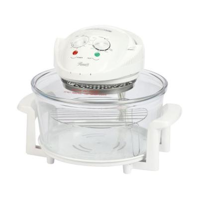Infrared Halogen 1200 W White Convection Countertop Oven