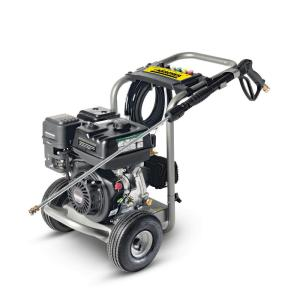 Karcher Pro Series 3,500 psi Triplex Pump Gas Pressure Washer by Karcher