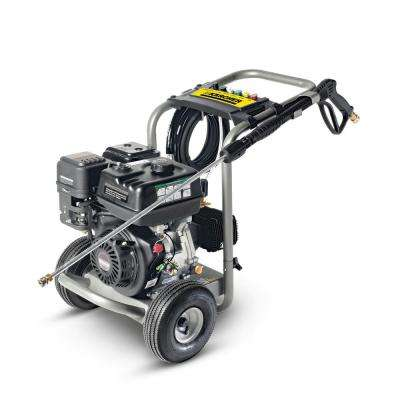 Pro Series 3,500 psi Triplex Pump Gas Pressure Washer
