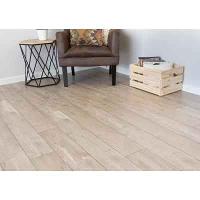 Bywater Gray Maple 12mm Thick x 6.1 in. Wide x 47.64 in. Length Laminate Flooring (14.13 sq. ft. / case)