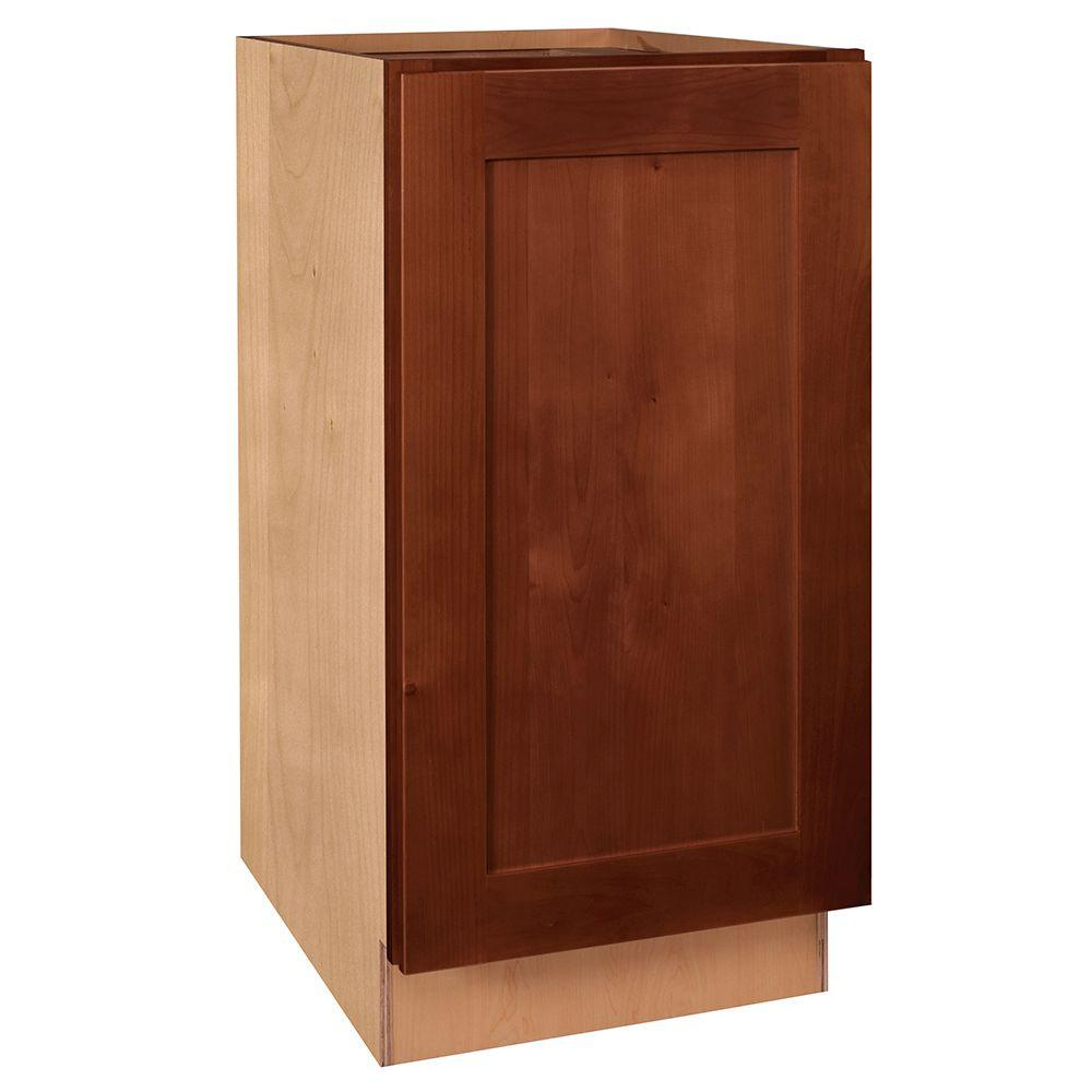 Home Decorators Collection Lyndhurst Assembled In Pantry Pullout Base Kitchen Cabinet