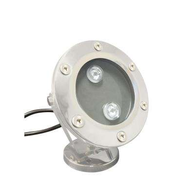 6-Watt Remote Control Submersible LED Light