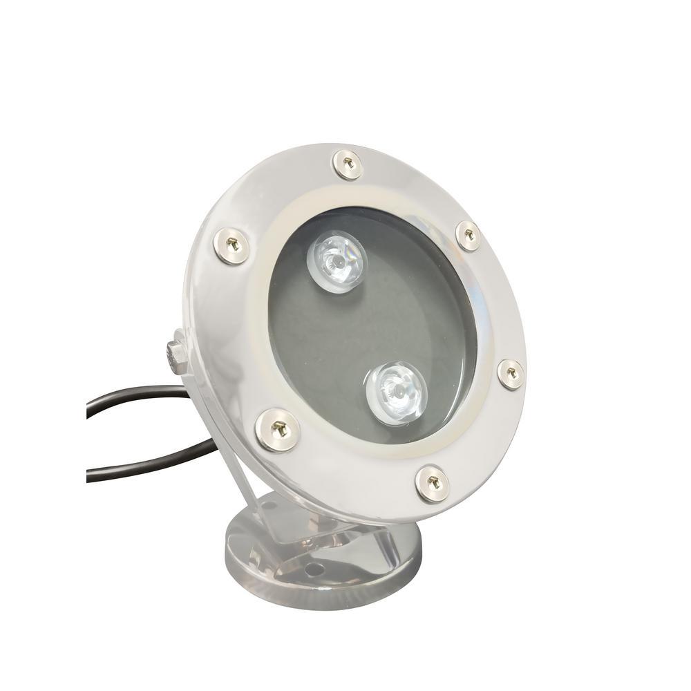 6-Watt Remote Control Submersible LED Light