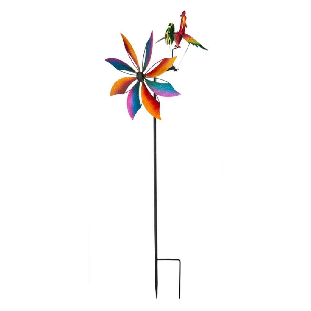 Rooster Flight 6 ft. Wind Spinner