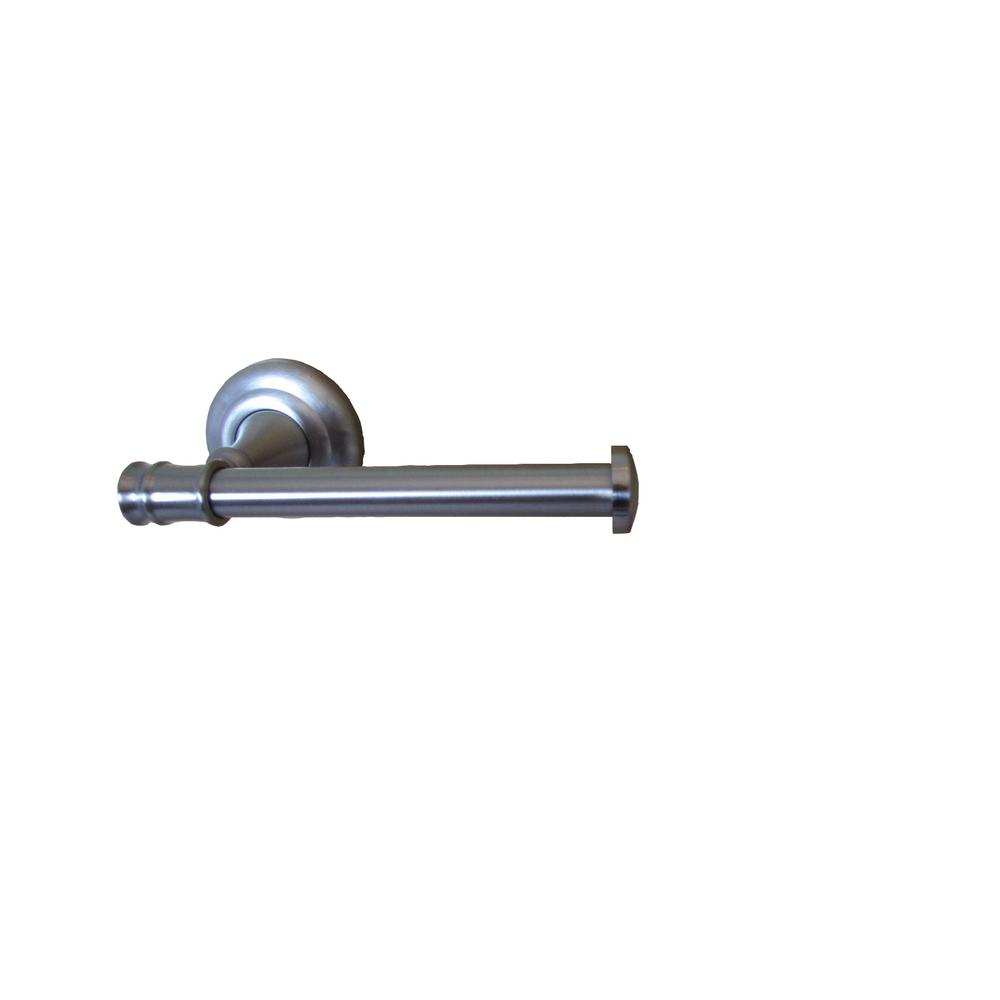 Edgerton Collection Toilet Paper Holder in Satin Nickel