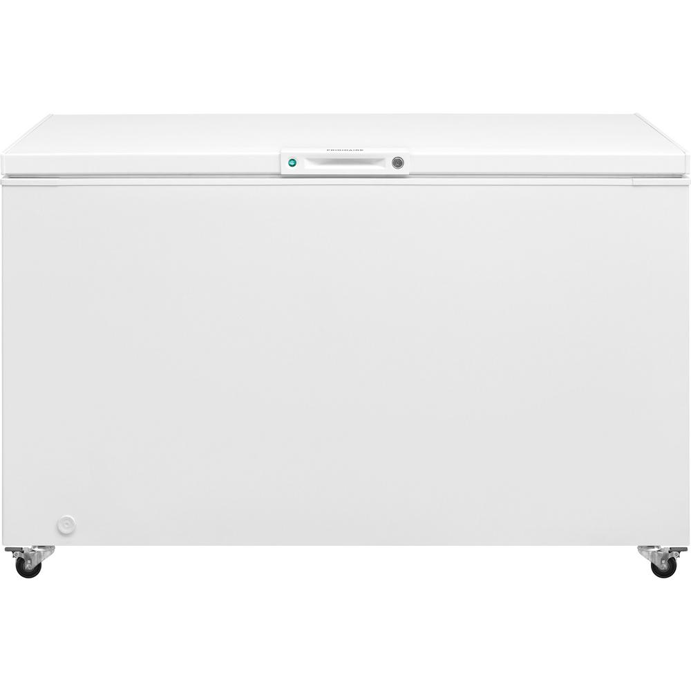 14.8 cu. ft. Chest Freezer in White