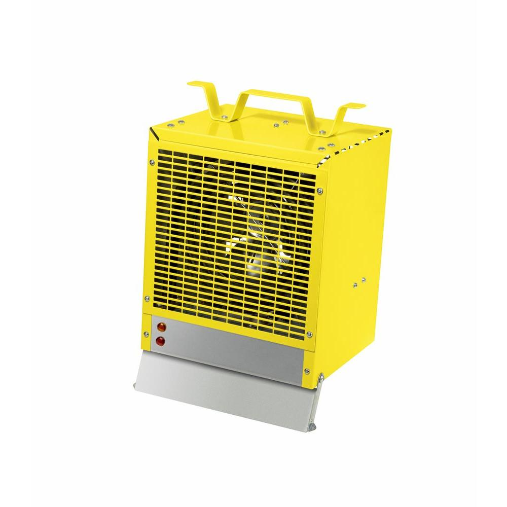 Dimplex 4,800-Watt Electric Enclosed Motor Construction Portable Heater