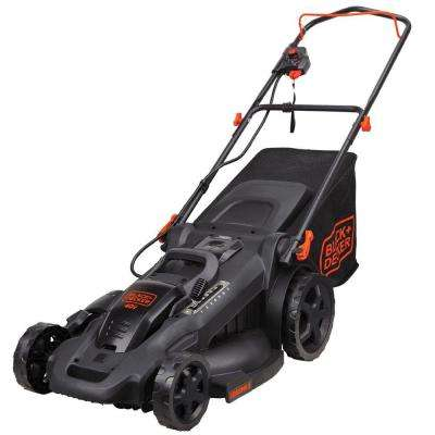 20 in. 40-Volt MAX Lithium-Ion Cordless Walk Behind Push Lawn Mower with (2) 2.0 Ah Batteries and Charger Included