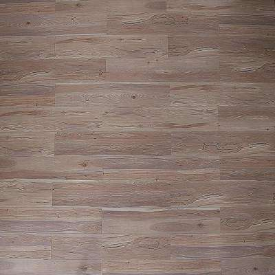 Crab Apple Wood 12 mm Thick x 6.65 in. Wide x 48 in. Length Click-Locking Laminate Flooring Planks (17.68 sq. ft. /case)