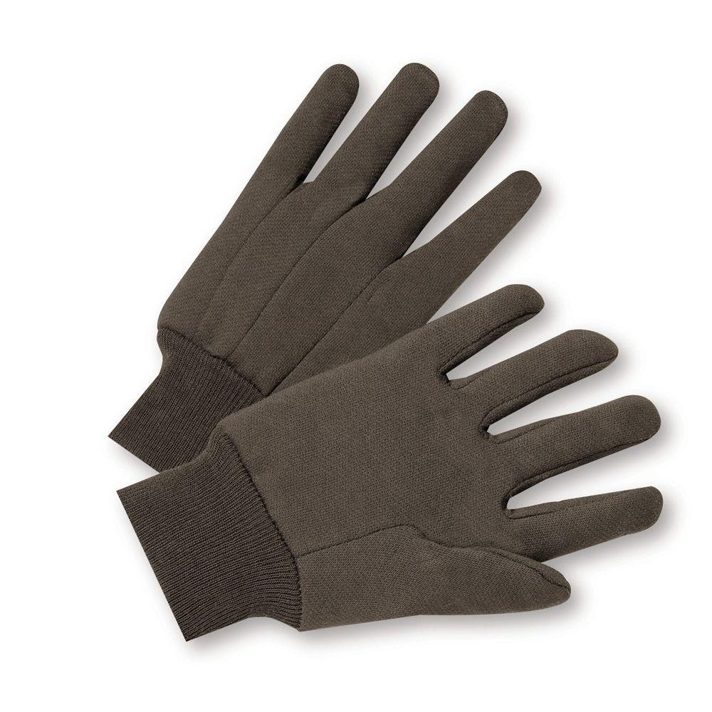 West Chester Cotton Jersey Large Work Gloves (6-Pack)