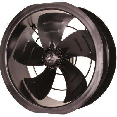 Fan Assembly, Direct Drive for Use with GLACIER-18 Variable Speed, Evaporative Cooler