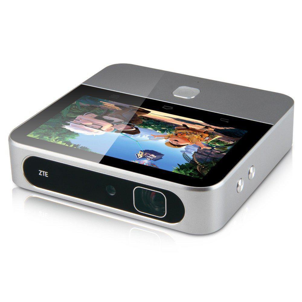 Verizon Spro2 720p x 1280p HD DLP Smart Projector with 200 Lumens