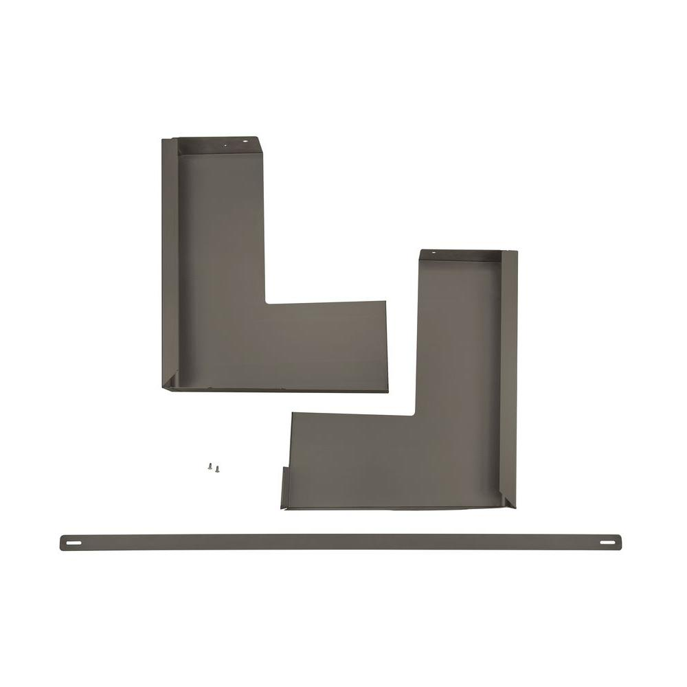 36 In Over The Range Microwave Accessory Filler Kit Slate