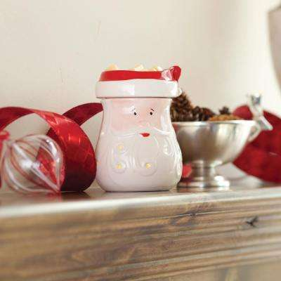 8.8 in. Santa Illumination Fragrance Warmer