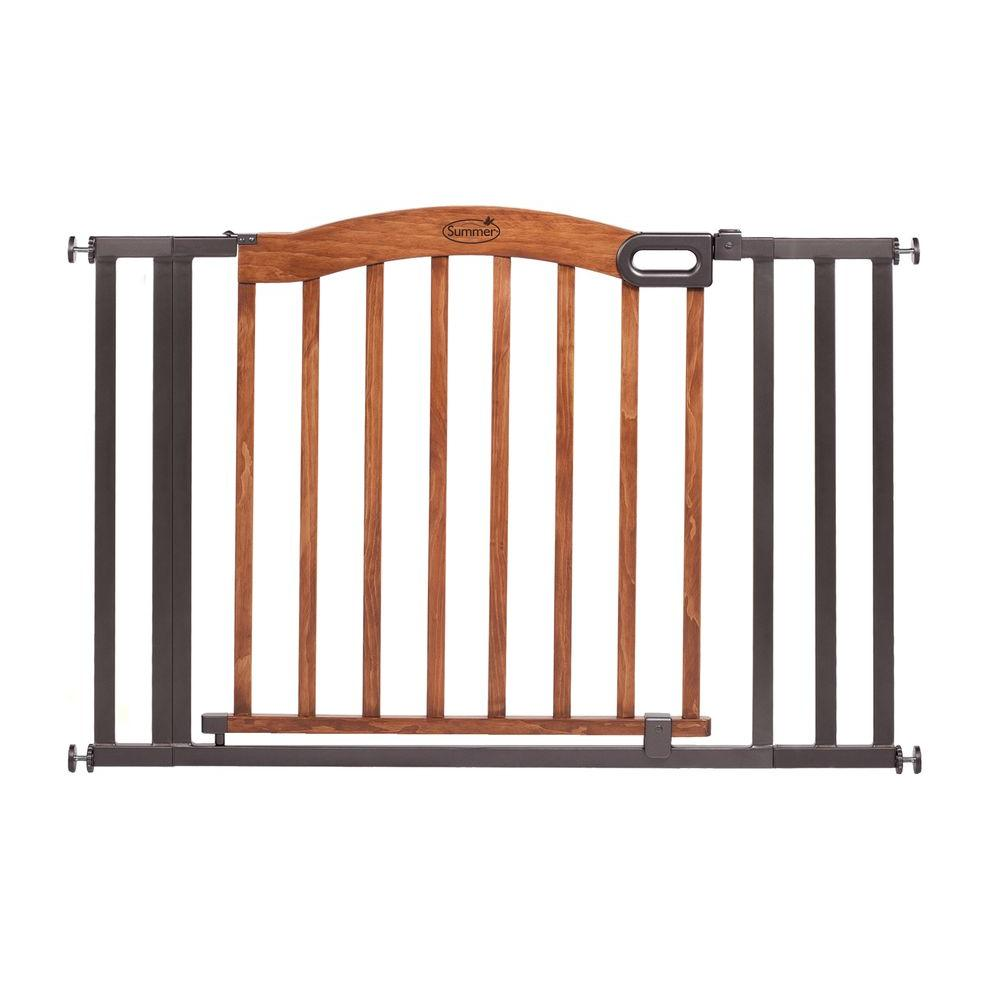 Summer Infant Products Decorative Wood and Metal 32 in. P...