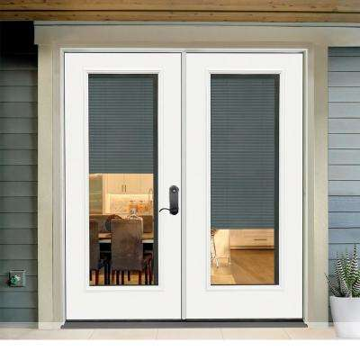 Double Door Front Doors Exterior The Home Depot