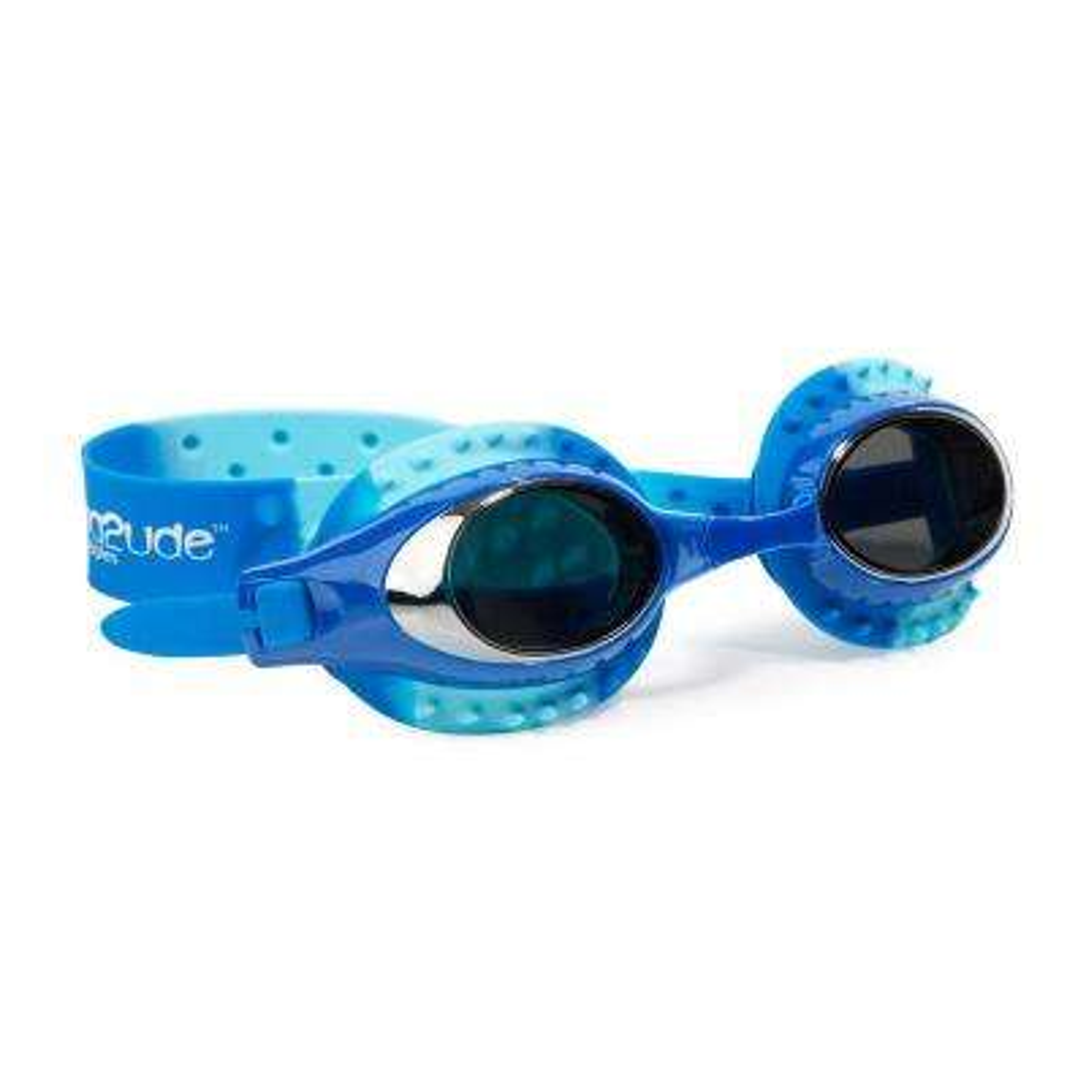 Blue, Green Sea Monster Goggle