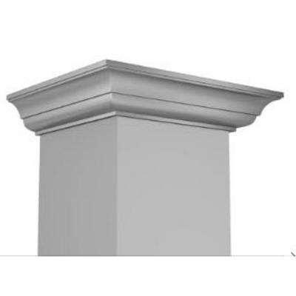 ZLINE Crown Molding Profile 6 for Wall Mount Range Hood