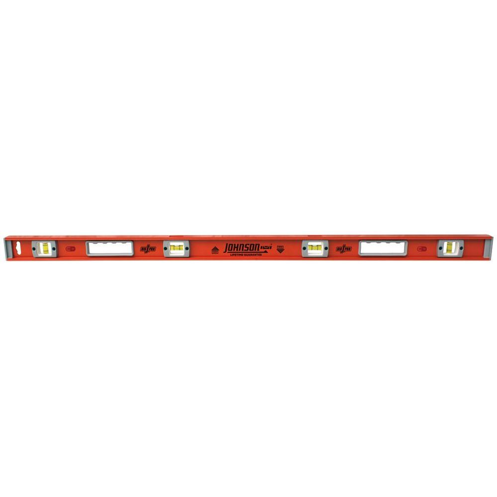 48 in. Magnetic Big J Pro Heavy Duty I-Beam Aluminum Level