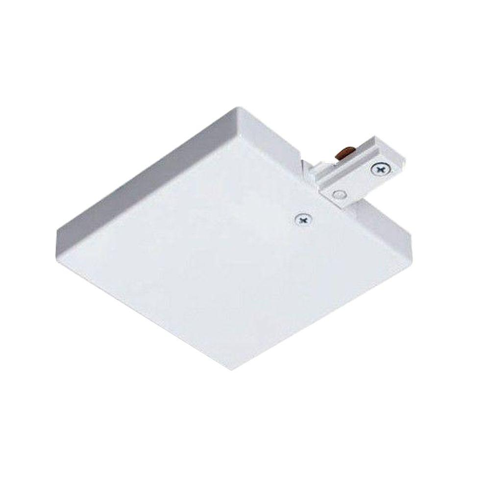 Juno trac lites white t bar end feed r36 wh the home depot juno trac lites white t bar end feed aloadofball Choice Image