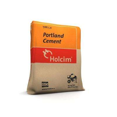 92.6 lb. Type I, II Portland Cement Concrete Mix